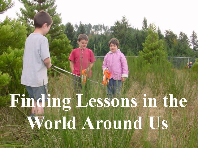 Finding Lessons