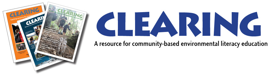 CLEARING: A Resource Journal of Environmental and Place-based Education
