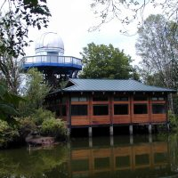 Lakeside Hall and Observatory