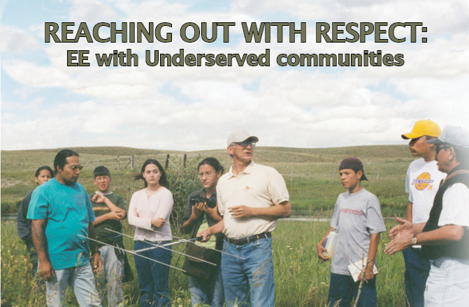 Reaching Out with Respect: EE with Underserved Communities