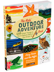 Book Review: The Kids Outdoor Adventure Book