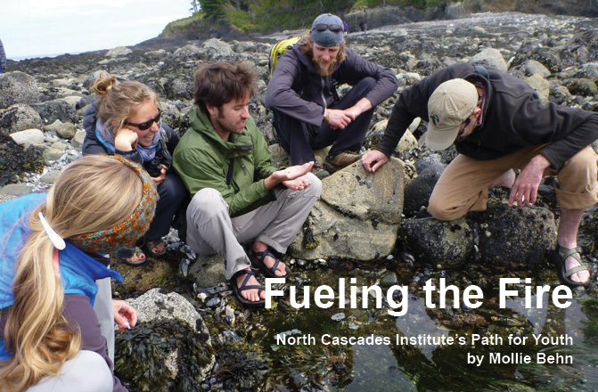 Fueling the Fire: North Cascade Institute's Path for Youth