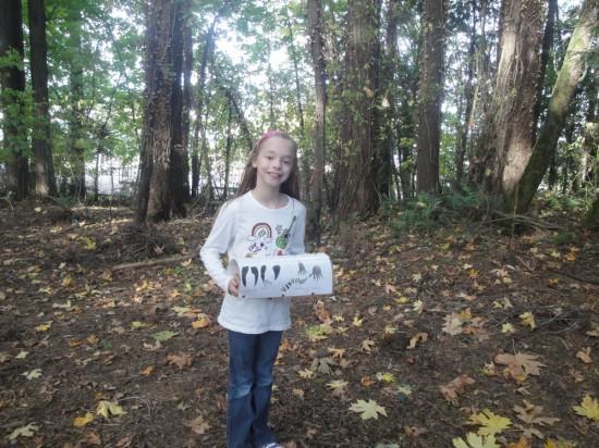 Grade 3-5 Activity: Animal Tracking