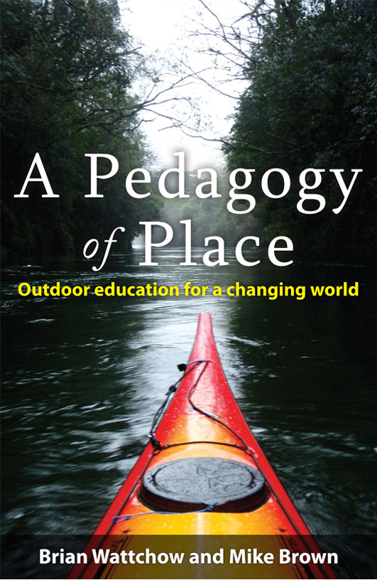 Book Review: A Pedagogy of Place