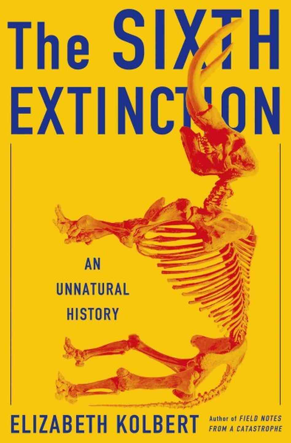 Book Review: The Sixth Extinction