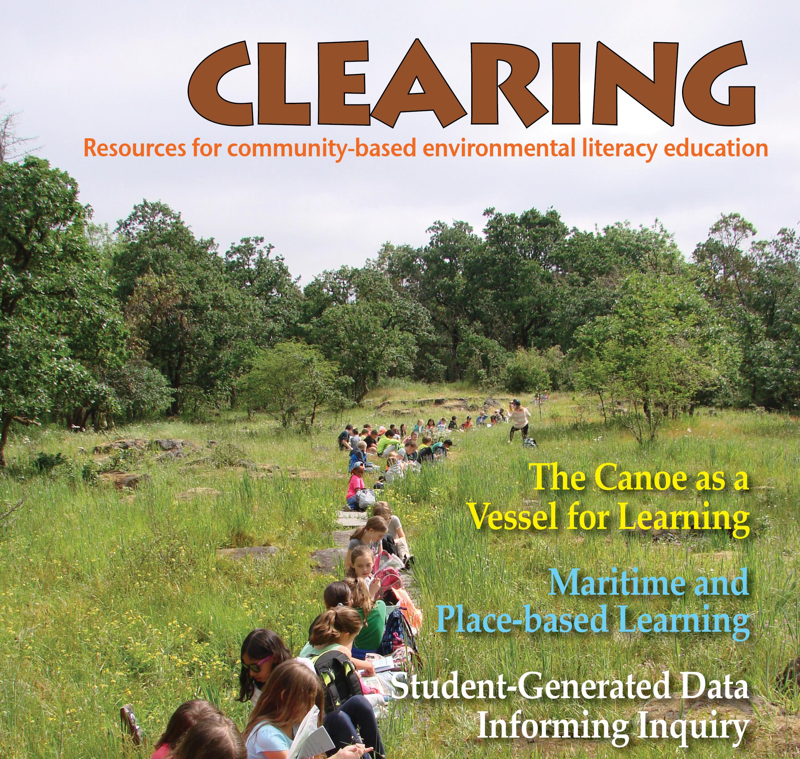 Read the Fall 2017 CLEARING Online!