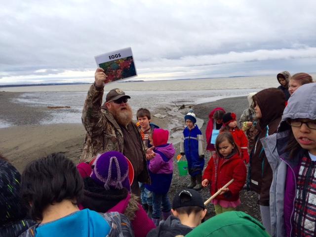 E2E Grant Project Report – Alaska